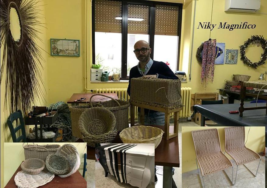 Artigiani di Puglia - Niky Magnifico