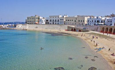 Gallipoli vacanza per sposi novelli