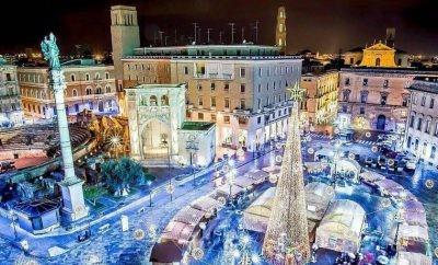 I mercatini di Natale in Puglia