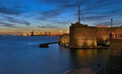 Taranto: la città dei due mari